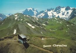 Chantemerle Sommet Du Téléphèrique - Serre Chevalier