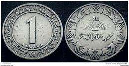 ALGERIA - 1 Dinar - 1983 - KM 112 - Algeria