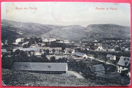 MONTENEGRO - CRNA GORA, GRUSS AUS PLEVLJE - K.u.K. FELDPOST No.55 , PLJEVLJA SANĐAK - Montenegro