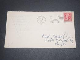ETATS UNIS - Enveloppe Du Bicentenaire De George Washington En 1932 -  L 12625 - Event Covers