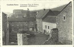 Comblain - Fairon -- L' Ancienne Cour De Justice, Dénommée Al' Maison.   (2 Scans) - Comblain-au-Pont