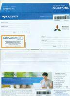 Kazakhstan 2016.  Envelope New. Each Envelope Has Its Own Individual Number. - Kazakhstan