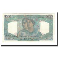 France, 1000 Francs, 1950-06-29, KM:130c, SPL, Fayette:41.33 - 1871-1952 Anciens Francs Circulés Au XXème