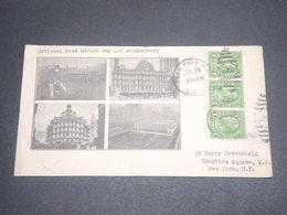 ETATS UNIS - Enveloppe Du 157 ème Anniversaire De La Poste De New York En 1928 -  L 12627 - Event Covers