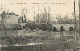 La SAUVETAT Du DROPT - Restes Du Pont Romain - Sonstige Gemeinden