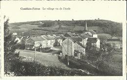 Comblain - Fairon -- Le Village Vu De L'école .   (2 Scans) - Comblain-au-Pont