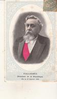FALLIÈRES - Président De La République - Personaggi