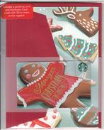 USA - Merry Christmas, Starbucks Card, CN : 6142, Unused - Gift Cards