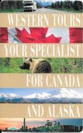 Prepaid: Global Link - Western Tours Your Specialist For Canada And Alaska - Canada