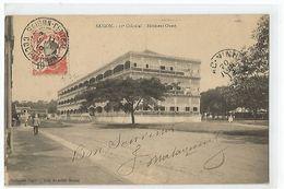 TONKIN , SAIGON , 11EME COLONIAL , BATIMENT OUEST - Viêt-Nam