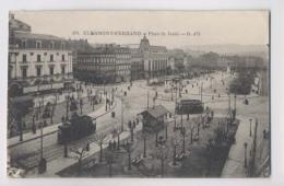 CLERMONT FERRAND - Place De Jaude - Animée - Clermont Ferrand