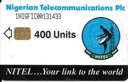 Nigerian Telecommunications Plc - Satellitenstation - Nigeria