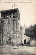 - CHABRIGNAC - L'Eglise  (voyagée) - Autres Communes