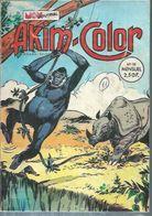 AKIM-COLOR   N° 56  -  MON JOURNAL 1972 - Akim