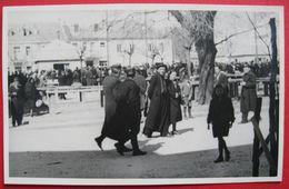 MONTENEGRO - CRNA GORA, CETINJE - PAZAR, ORIGINAL FOTO CA. 1940 - Montenegro