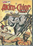 AKIM-COLOR   N° 57  -  MON JOURNAL 1972 - Akim