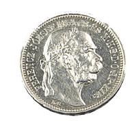 1 Koutone - Autriche - 1915 - Argent - TTB+ - - Austria