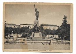 SESTO FIORENTINO - MONUMENTO AI CADUTI  VIAGGIATA FG - Firenze