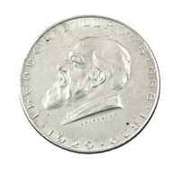 2 Shilling - Autriche - 1929 - Argent - TTB - - Austria