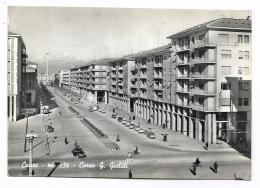 CUNEO - CORSO G.GIOLITTI   VIAGGIATA FG - Cuneo