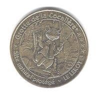 [Médailles] COURRY - Grotte De La Cocalière - Le Lérot ; 2016 - 2016