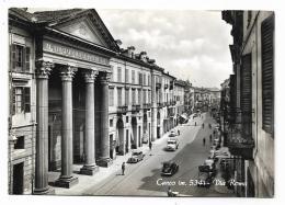 CUNEO - VIA ROMA   VIAGGIATA FG - Cuneo