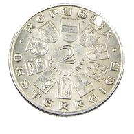 2 Shilling - Autriche - 1928 - Argent - TTB - - Austria