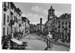 SAVIGLIANO - PIAZZA SANTOZZE SANTAROSA   VIAGGIATA FG - Cuneo