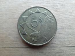 Namibie  5  Dollars  1993  Km 5 - Namibie