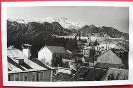 MONTENEGRO - CRNA GORA, CETINJE - PANORAMA, ORIGINAL FOTO CA. 1940 - Montenegro