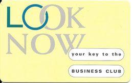 Schweiz: Eintrittskarte Orbit 97 - AST Computer, Look Now. Your Key To The Business Club - Andere Sammlungen