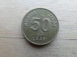 Maldives  50  Laari  1984  Km 72 - Maldives