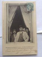 CP Visite Du Shah Dans Les Vosges 1902 - Iran