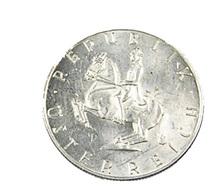 5 Shilling - Autriche - 1961 - Argent - TTB - - Austria