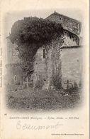 - SAINTE CROIX  De BEAUMONT - L'Eglise - - Francia