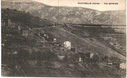 PARTINELLO ... VUE GENERALE - France