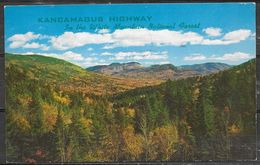 New Hampshire, White Mountains, Mailed In 1967 - White Mountains