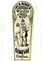 AN 265 / ETIQUETTE  GENEVIEVRE EXTRA  WANNES VIEILLE CUVEE - Labels