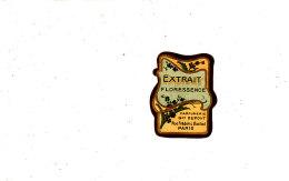 AN 274/   ETIQUETTE - EXTRAIT FLORESSENCE PARFUMERIE DUPONT - Labels