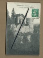 CPA - Couches Les Mines -(S.-et-L.) - Château De Marguerite De Bourgogne - Autres Communes