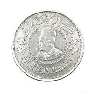 500 Francs - Maroc - 1956 -  Argent -  TTB  - - Morocco