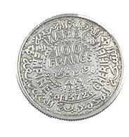 10 Francs - Maroc - 1952 -  Argent -  TB+   - - Morocco