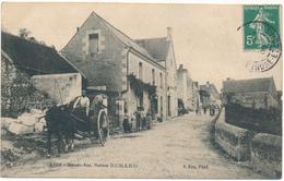 AVON LES ROCHES - Grande Rue, Maison ECHARD - Francia