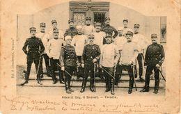 Oficierii Reg. 3 Rosiorï - Tecuciu - Romania