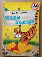 Disney - Mickey Club Du Livre - Winnie L'ourson (1982) - Books, Magazines, Comics