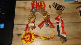 Lot De Médailles Militaires A Determiner............. KK - Germania