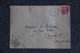 Lettre De POSTE AUX ARMEES  -  Cat CERES : N° 813 - France