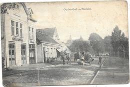 Ouden-God NA5: Statielei 1912 ( Attelage De Chiens ) - Mortsel