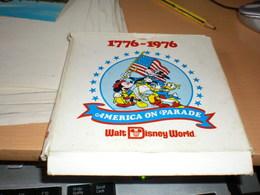 America On Parade Walt Disney World  1776-1976 Cartoons Parade Color Sounds - 35mm -16mm - 9,5+8+S8mm Film Rolls