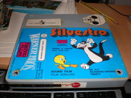 Walt Disney Productions Silvestro  Super 8 Color - 35mm -16mm - 9,5+8+S8mm Film Rolls